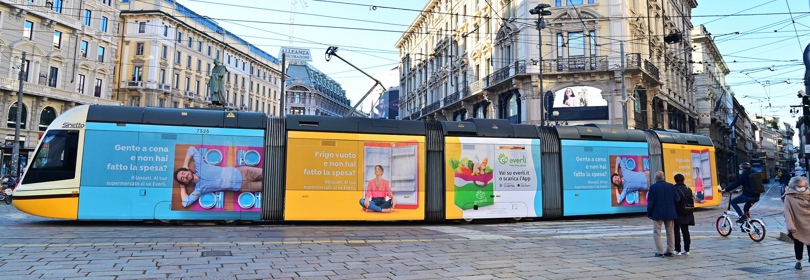 Full-Wrap a Milano IGPDecaux per Everli