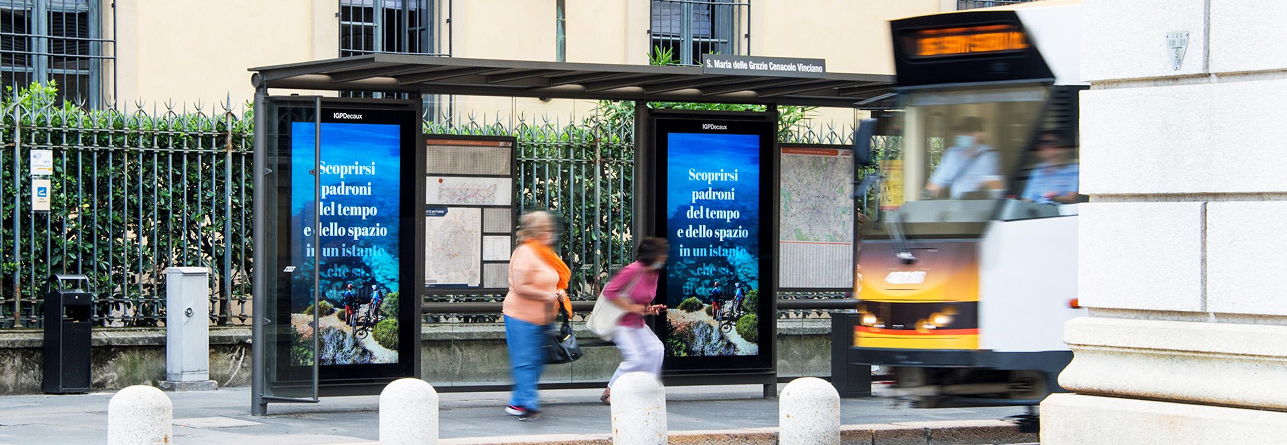 Toscana Promozione Turistica campagna IGPDecaux