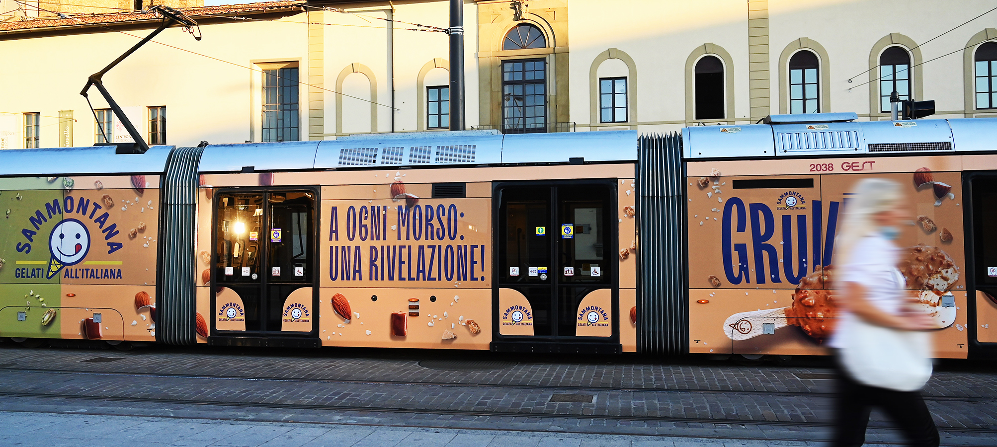 Full-Wrap IGPDecaux Sammontana in Florence