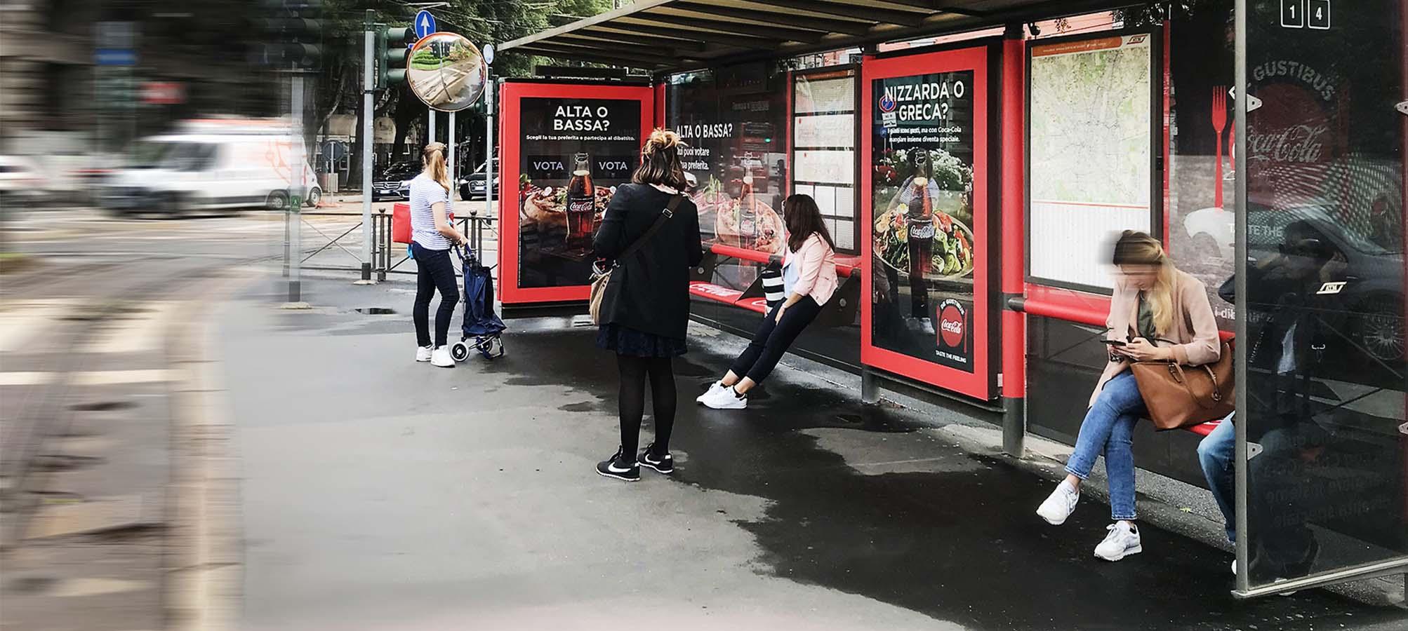 Coca-Cola DeGustibus IGPDecaux
