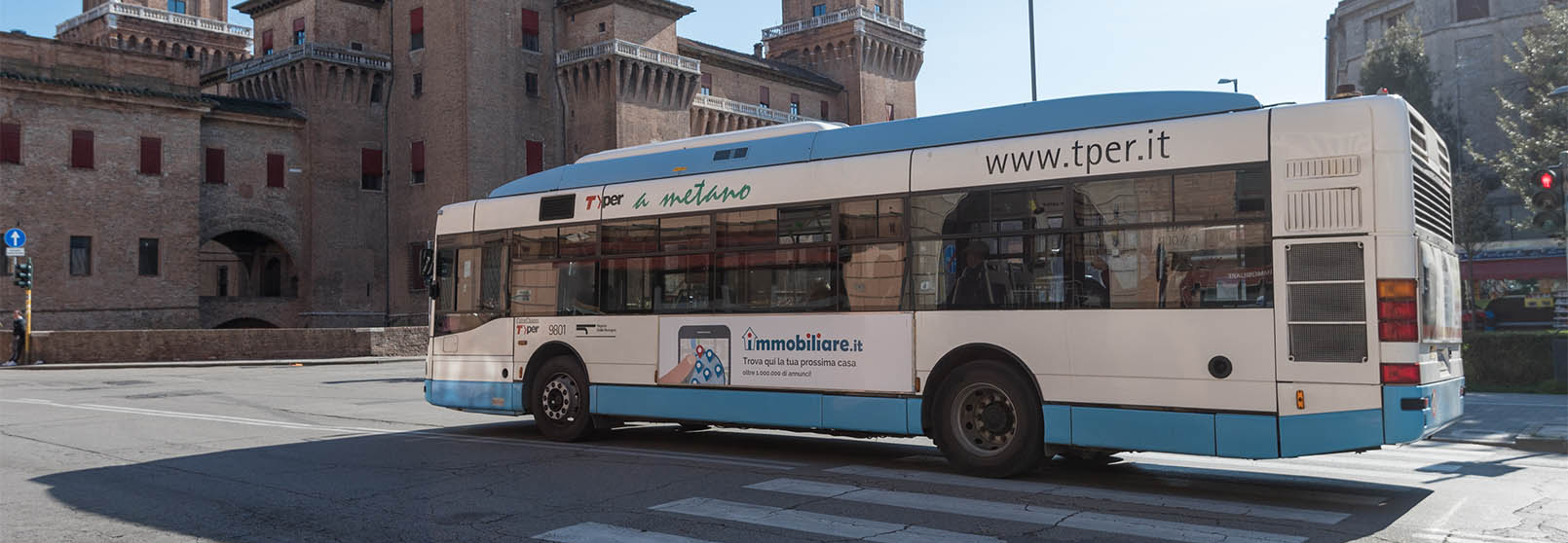 Immobiliare.it 300x70 Ferrara prima campagna ooh @IGPDecaux