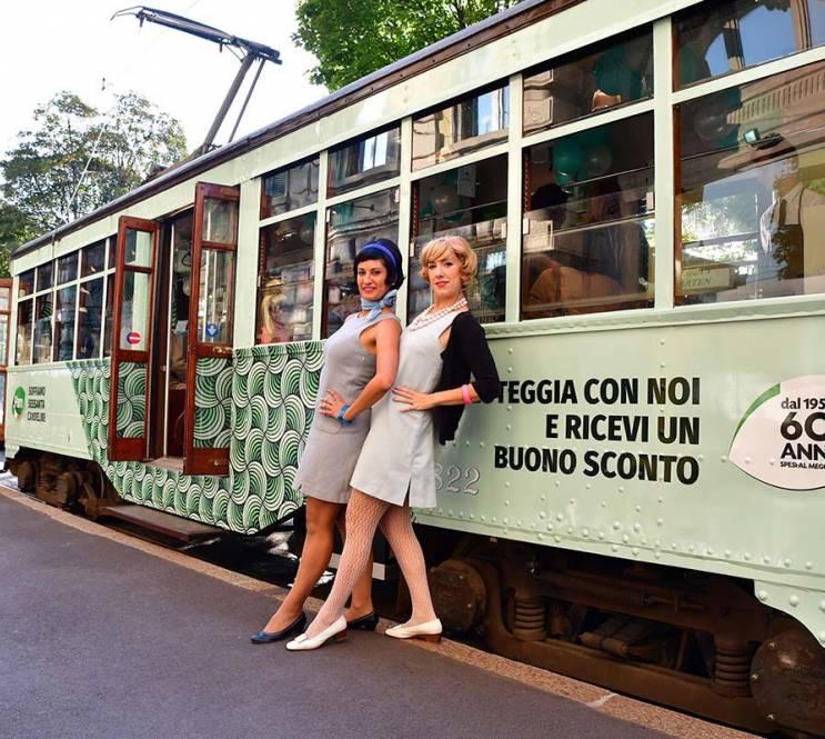 Tram Pam IGPDecaux Milan