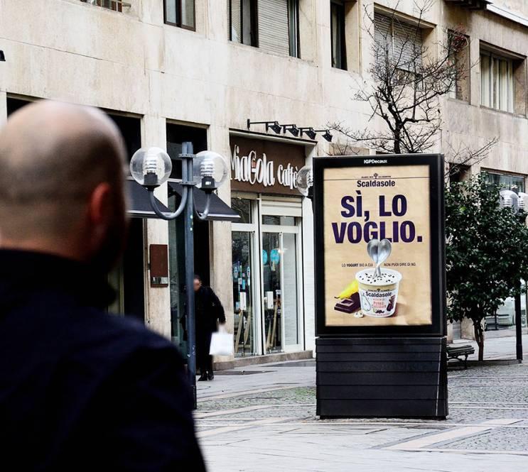OOH IGPDecaux a Torino MUPI per Scaldasole