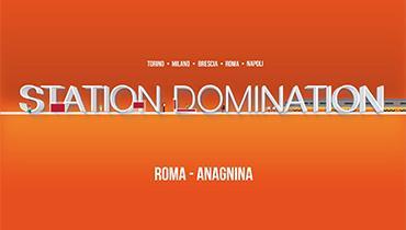 Station Domination Roma