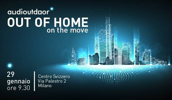 "IGPDecaux partecipa al convegno nazionale ""Out Of Home on the move"""