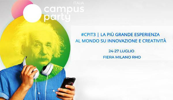 IGPDecaux at Campus Party: Innovation and Smart City with the Councillor Paola Pisano