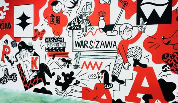 Torino Graphic Days: il design polacco e il suo legame con il territorio