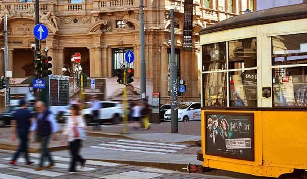 IGPDecaux pubblicità locale Augusto Foberti