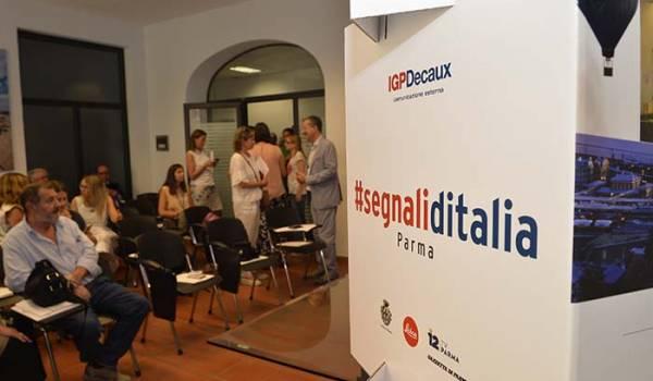 Segnali d'Italia campagna IGPDecaux