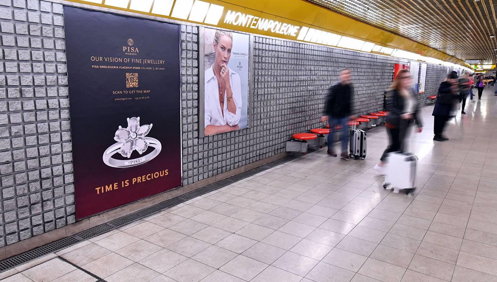 IGPDecaux Milano Station Domination per Pisa Orologeria