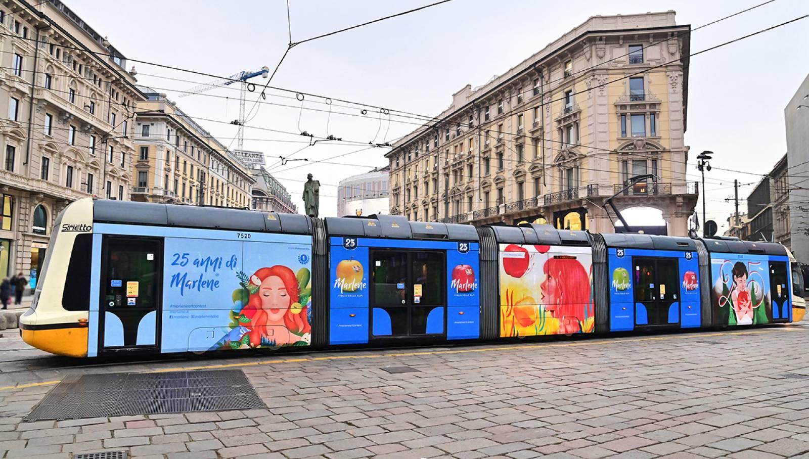 IGPDecaux Milano Full-Wrap per Marlene