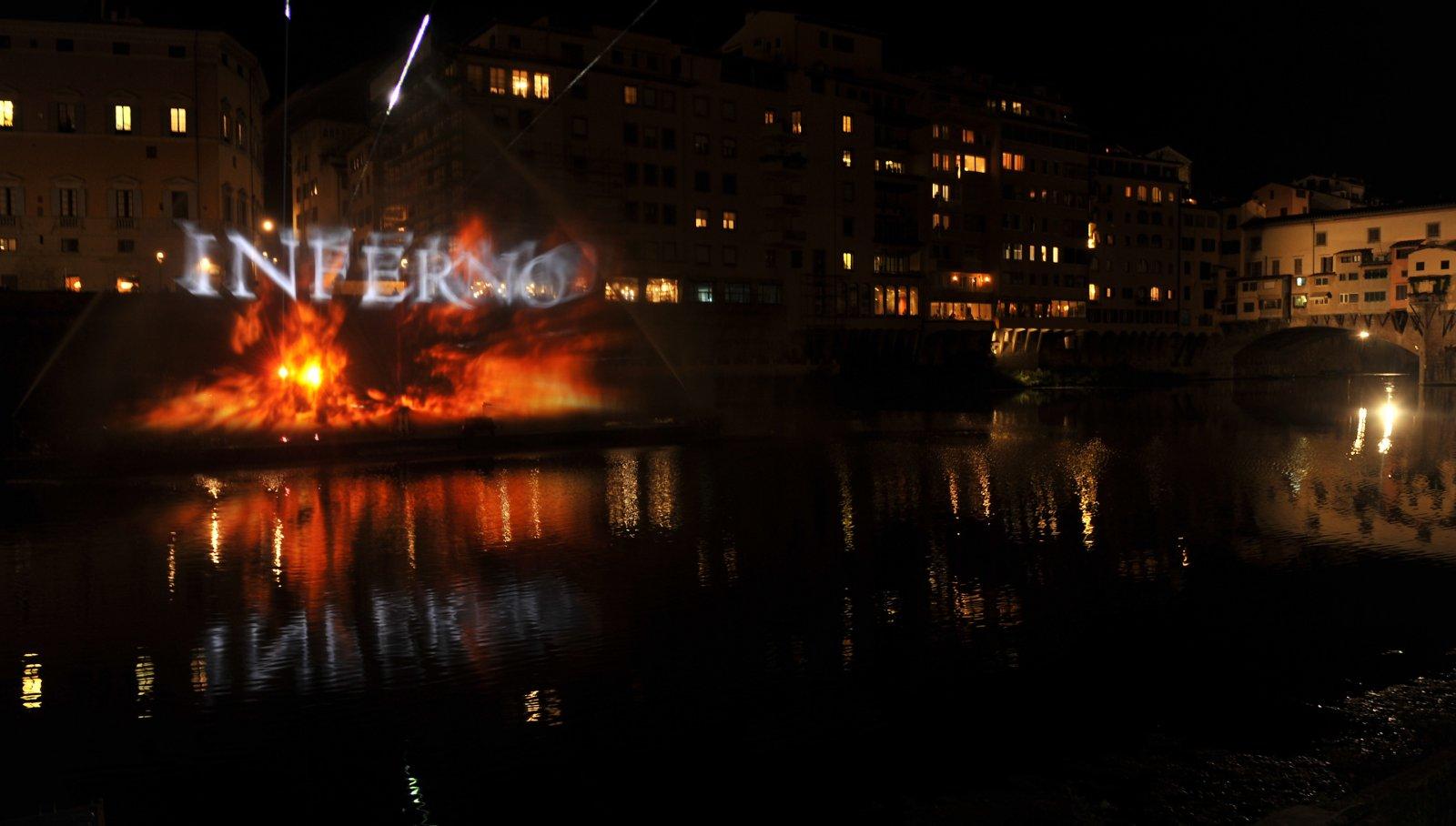 Inferno Firenze IGPDecauxLive