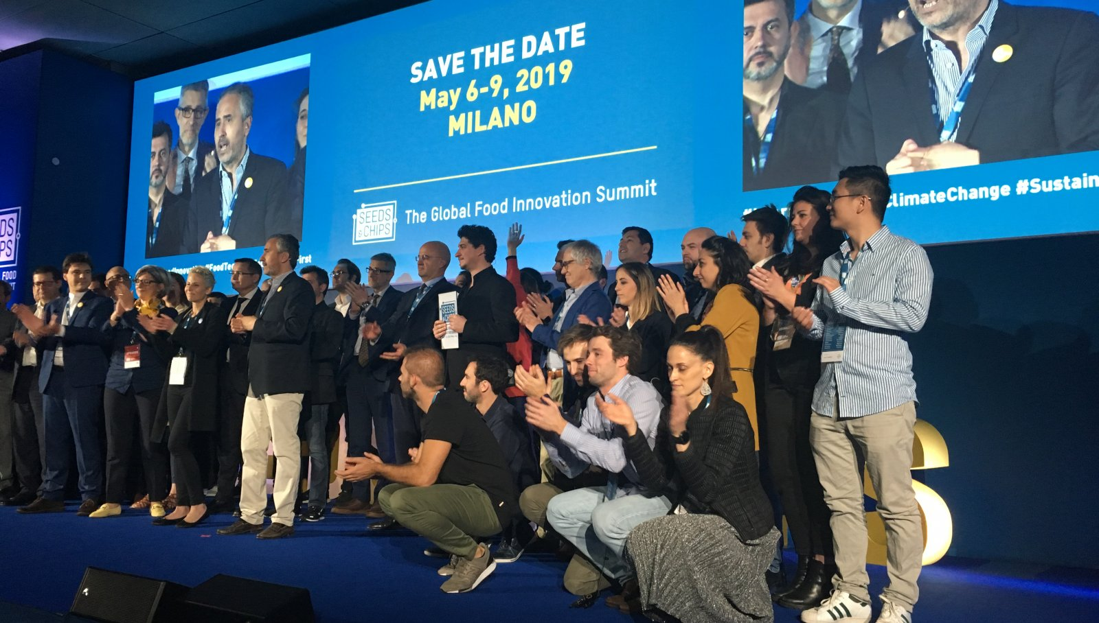 IGPDecaux premia l'innovazione a Seeds&Chips