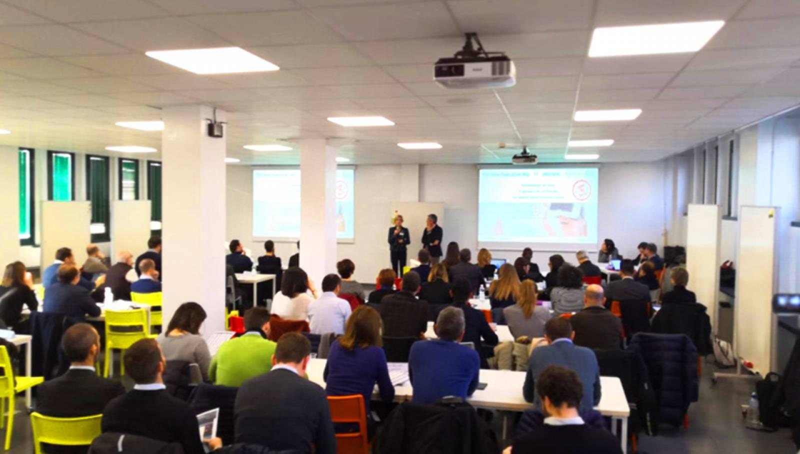 IGPDecaux Startup Intelligence Osservatorio Politecnico of Milan Agile Approach
