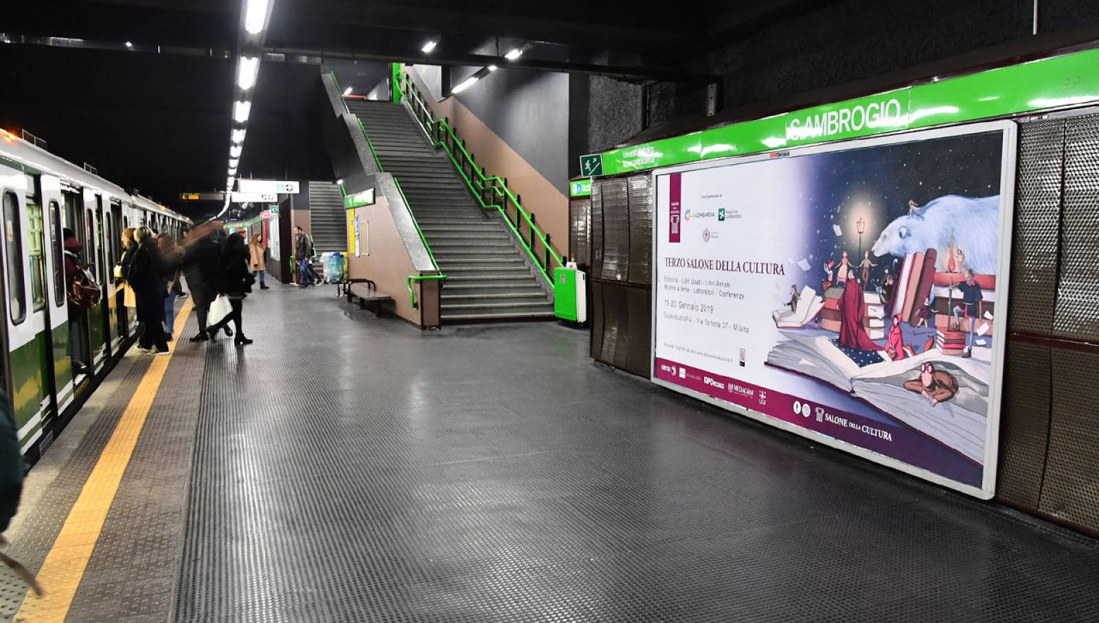IGPDecaux Salone della cultura circuito Phygital Milano
