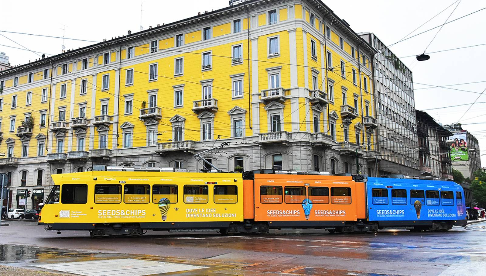 Full-Wrap IGPDecaux a Milano per Seeds&Chips