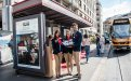 Ibis Milan Bus Shelter- IGPDecaux Creative solutions
