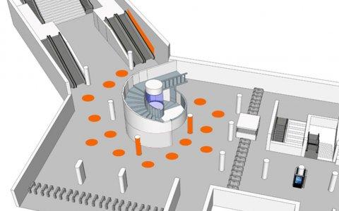 La Station Domination di Centrale raddoppia i suoi flussi