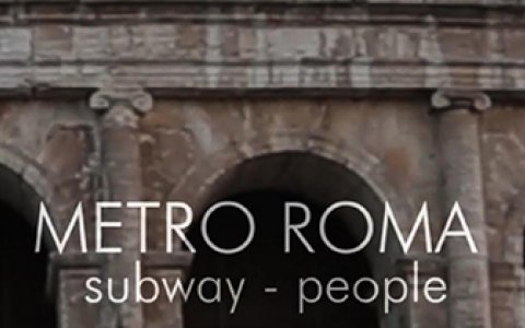 METRO ROMA, SUBWAY PEOPLE