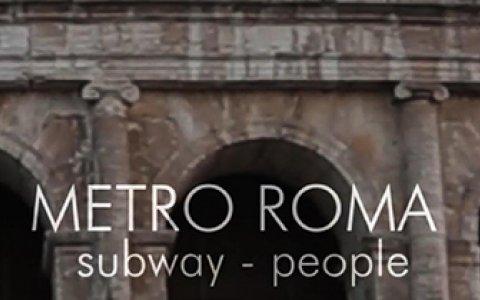 METRO ROMA, SUBWAY PEOPLE