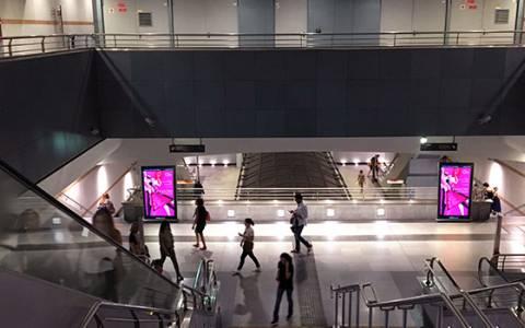 Grazie a IGPDecaux il DOOH arriva anche nella metropolitana di Torino