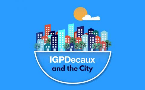 IGPDecaux and the City: i servizi di IGPDecaux per la città