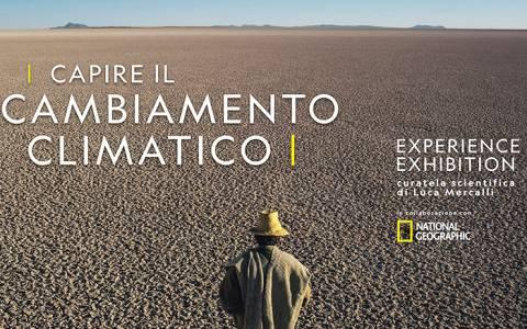 """IGPDecaux è media partner di """"Capire il cambiamento climatico – Experience Exhibition"""""""