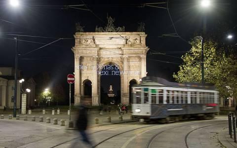 IGPDecaux e Nexi illuminano Corso Sempione a Milano