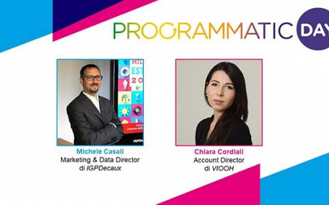 IGPDecaux takes part to the Programmatic Day 2020: here are the details of the event