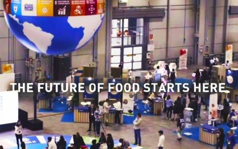 Agricoltura e città con Jean-Sébastien Decaux a Seeds&Chips 2019