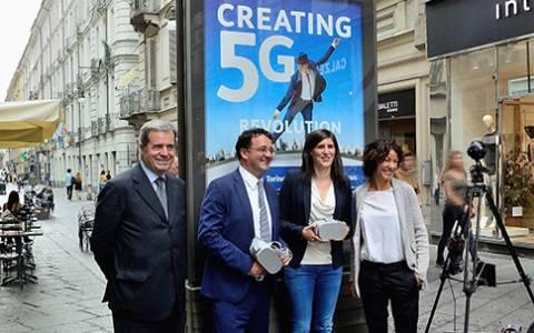 Torino è sempre più smart grazie a IGPDecaux e TIM