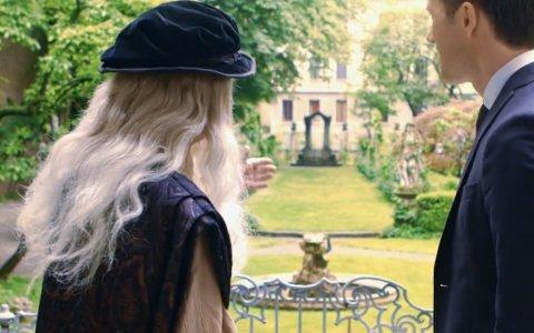 Nella vigna di Leonardo da Vinci alla scoperta della città in estate