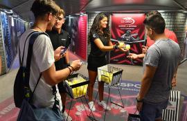 Eurosport - Tunnel Orefici - Station Domination - Milano