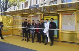 IGPDecaux Creative Solutions brand pensilina a Milano per Riccanza