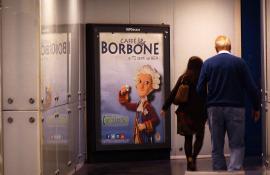 LAROMATIKA  CAFFE BORBONE -  19/10/2016 - circuito a copertura portrait - NAPOLI