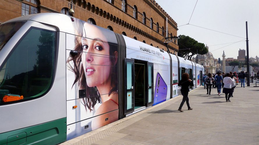 IGPDecaux Rome Full-Wrap for Huawei