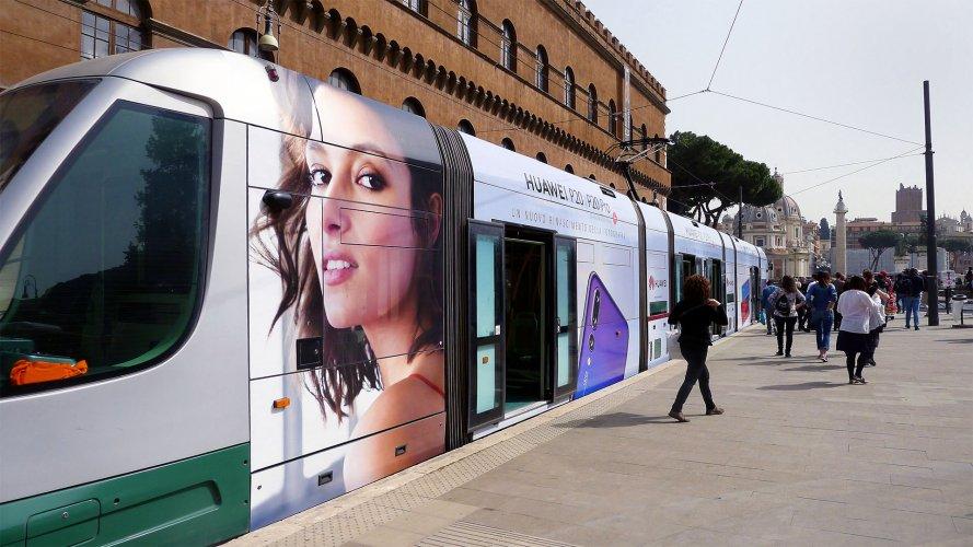 IGPDecaux Roma Full-Wrap per Huawei