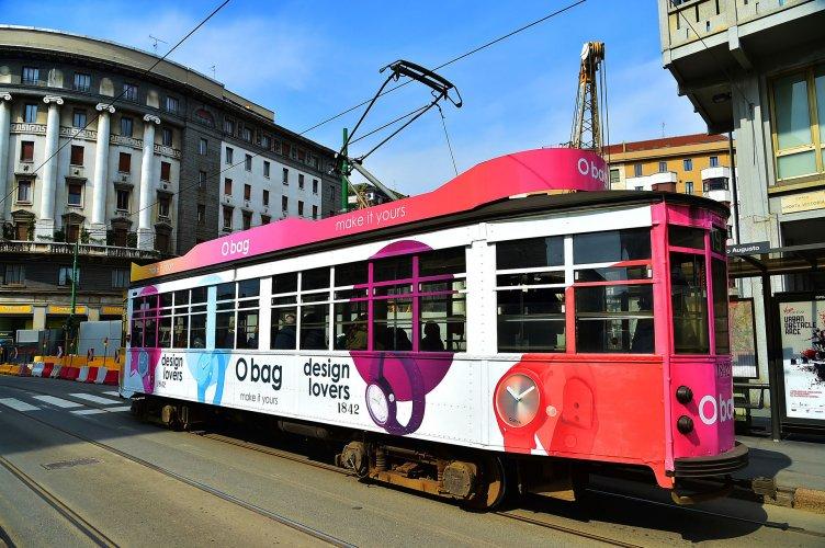 IGPDecaux Milan Full-Wrap for O Bag