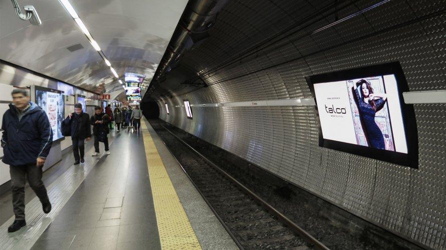 IGPDecaux Roma Network Vision Metropolitana per Talco