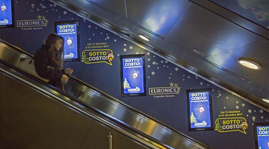Digital Escalator